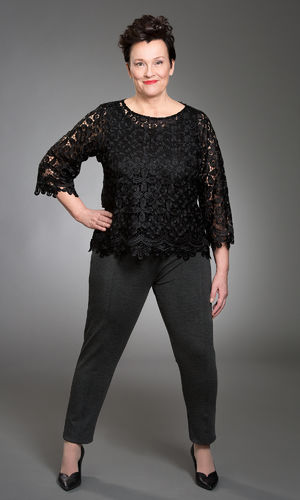 CORA LACE BLOUSE