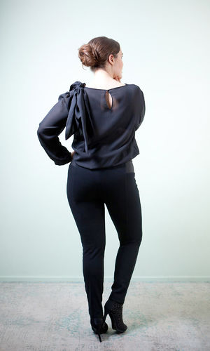 LINA LEGGINGS BLACK